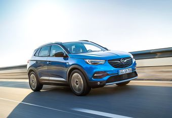 Opel Grandland X : 180 ch et 8 vitesses #1