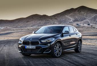 BMW X2 : pas de M, mais bien un M35i #1