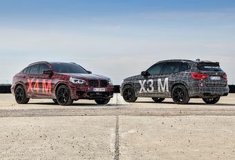 BMW maakt werk van M-versies van de X3 en X4 #1