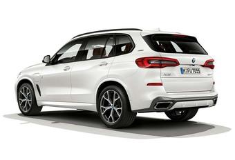 BMW X5 xDrive45e iPerformance heeft elektrische range van 80 km #1