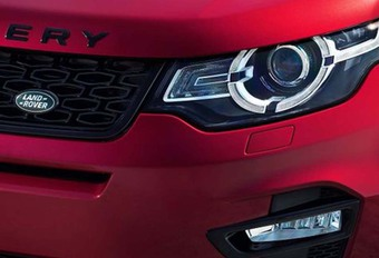 Land Rover Discovery Sport : bientôt en hybride rechargeable #1