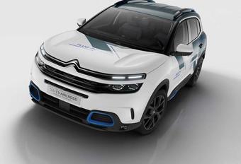 C5 Aircross Hybrid Concept : l'offensive électrique de Citroën se précise #1