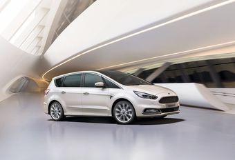 Ford : Mise à jour des S-Max et Galaxy #1