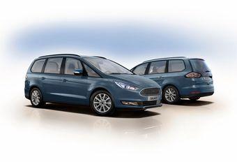 Ford pakt zowel de S-Max als de Galaxy aan #1