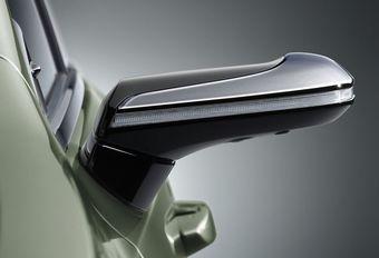 Lexus snoept Audi een technologische primeur af #1