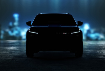 Škoda Kodiaq RS : Premiers détails #1