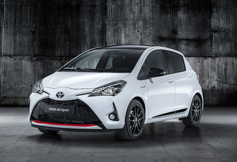 Toyota Yaris GR Sport : hybride au look sportif #1