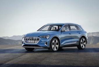 Audi e-tron: 95 kWh de batterie et vendu 82.400 € #1