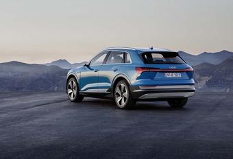 4 weken vertraging voor Audi e-tron door softwareprobleem #1