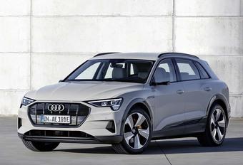 """Audi e-tron 4 weken vertraagd door """"software-bug"""" #1"""