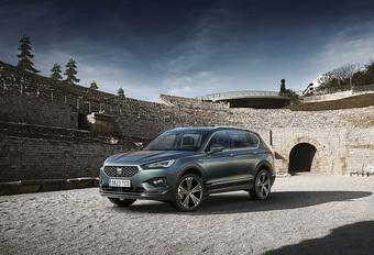 Seat Tarraco vervolledigt SUV-familie #1