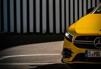 Mercedes-AMG : l'A35 sera à Paris #1