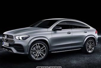 Mercedes GLE: weer een coupé, maar in welke vorm? #1
