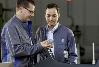 Volkswagen gaat metalen onderdelen 3D-printen #1