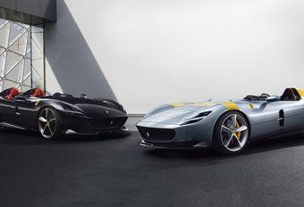 Ferrari : Les Monza SP1 et SP2 dévoilées #1