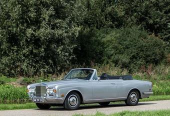Rolls-Royce van Mohamed Ali te koop #1