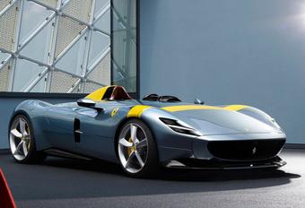 Ferrari Monza SP1 en SP2 lanceren Icona-familie #1