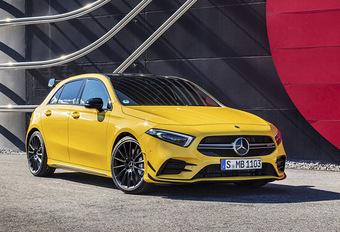 Mercedes-AMG A35 4Matic jaagt op S3, M140i en Golf R #1