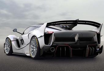 Ferrari doet toekomstplannen tot en met 2022 uit de doeken #1