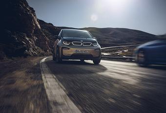 BMW i3 & i3s: Boost à 42 kWh pour la batterie #1