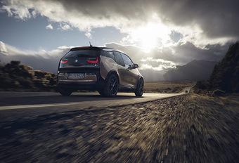Batterij van 42 kWh geeft BMW i3 30% meer autonomie #1