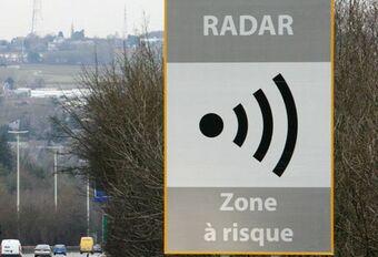 4 nouveaux radars tronçons sur les routes wallonnes #1