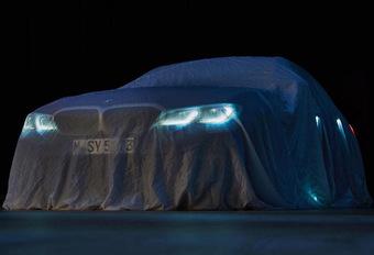 BMW 3-Reeks: eerste teaser #1