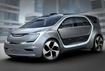 Chrysler va produire un modèle sur base du Portal Concept #1
