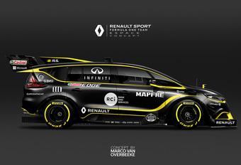 Wat als Renault Sport een nieuwe Espace F1 zou bouwen? #1