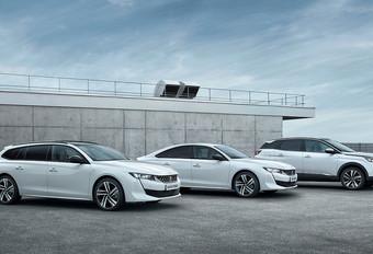 Peugeot stelt plug-in hybride gamma voor #1