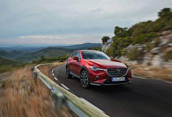 Wat houdt de facelift van Mazda's CX-3 nu exact in? #1