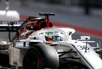 Dit is de nieuwe teammaat van Kimi Raikkonen #1