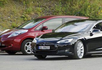 Noorse scepsis over elektrische auto's? #1