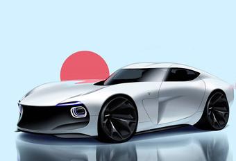Wat als de Supra de nieuwe Toyota 2000GT geweest zou zijn? #1