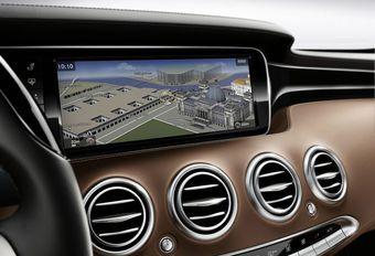 Le GPS des Mercedes va se baser sur la criminalité #1