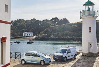 "FlexMob'île: Renault maakt ""intelligent"" eiland #1"