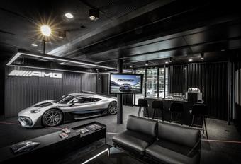 L'hypercar Mercedes-AMG s'appellera One #1