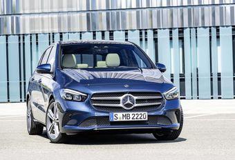 Saloncondities Mercedes- Autosalon 2019 #1
