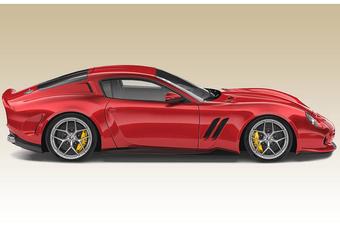 Ares Design 250 GTO is een kunstwerkje op Superfast-basis #1