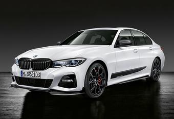 BMW Série 3: Avec M Performance Parts #1
