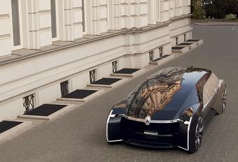 Renault EZ-Ultimo is persoonlijk luxetransport van de toekomst #1