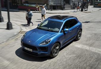 Porsche Macan: nieuwe turbomotor #1