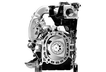 Mazda : premiers véhicules électrifiés en 2020 avec moteur rotatif #1