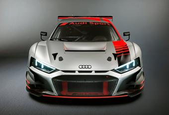 Vernieuwde Audi R8 LMS GT3 is opwarming voor facelift #1