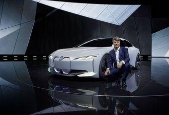 BMW i4 confirmée pour 2020 #1