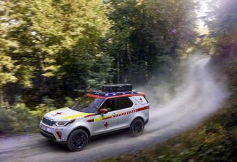 Land Rover Discovery voor het Rode Kruis #1
