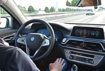 Autonome voertuigen: consortium van BMW verruimt #1