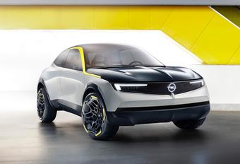 Opel : 8 nouveaux modèles d'ici 2020 #1