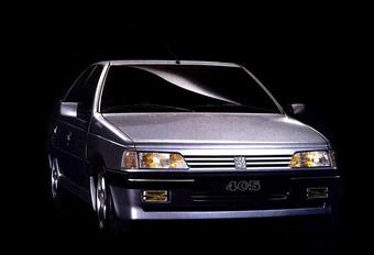 Krijgt Peugeot 405 MI16 hybride opvolger met 350 pk? #1