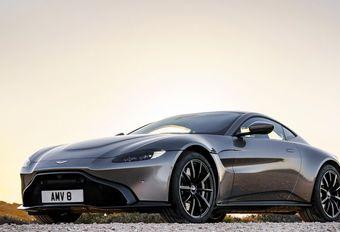 Trage start voor Aston Martin op de beurs #1